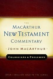 Colossians and Philemon: New Testament…