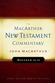 Matthew 16-23: New Testament Commentary…