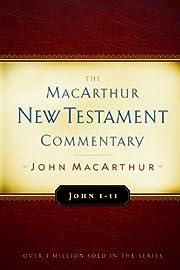 John 1-11 MacArthur New Testament Commentary…