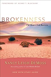 Brokenness: The Heart God Revives (Revive…