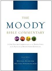 The Moody Bible Commentary – tekijä:…