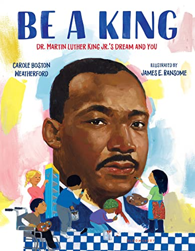 Be a King by Carole Boston Weatherford