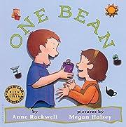 One Bean por Anne Rockwell