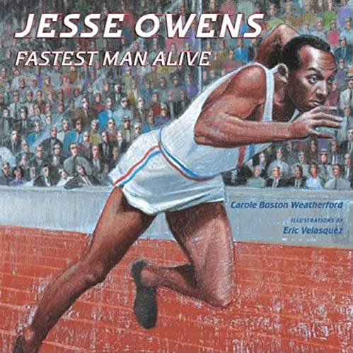 jesse owens biography biography online jesse owens fastest man alive at amazon com