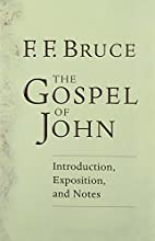 The Gospel of John: Introduction, Exposition…