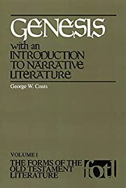 Forms of Old Testament Literature: Genesis,…