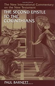 The Second Epistle to the Corinthians (The…