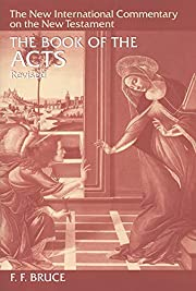 The Book of the Acts (New International…
