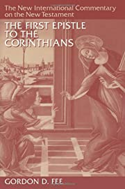 The First Epistle to the Corinthians (The…