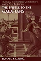 The Epistle to the Galatians (The New…