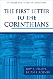 The First Letter to the Corinthians book cover