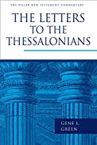 The Letters to the Thessalonians (Pillar New…
