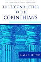 The Second Letter to the Corinthians (The…