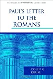 Paul's Letter to the Romans book cover