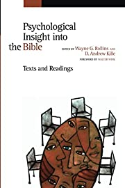 Psychological Insight Into the Bible: Texts…