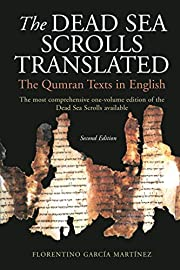 The Dead Sea Scrolls Translated: The Qumran…