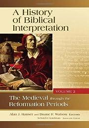 A History of Biblical Interpretation, Vol.…