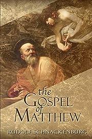 The Gospel of Matthew de Rudolf…