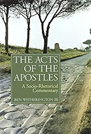 The Acts of the Apostles : A…
