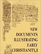 New Documents Illustrating Early…