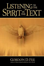 Listening to the spirit in the text –…