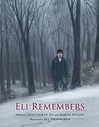 Eli Remembers by Ruth Vander Zee