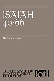 Isaiah 40-66 (The Forms of the Old Testament…
