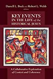 Key Events in the Life of the Historical Jesus: A Collaborative Exploration of Context and Coherence book cover