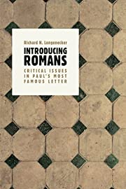 Introducing Romans: Critical Issues in…