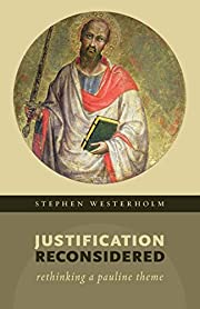 Justification Reconsidered: Rethinking A…