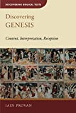 Discovering Genesis: Content, Interpretation, Reception book cover