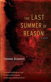 The Last Summer of Reason af Tahar Djaout