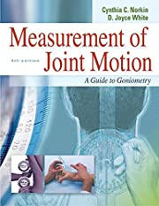 Measurement of Joint Motion: A Guide to…
