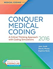 Conquer medical coding : a critical thinking…