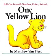 One Yellow Lion: Fold out Fun with Numbers,…