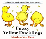 Fuzzy Yellow Ducklings por Matthew Van Fleet