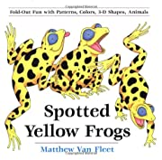 Spotted Yellow Frogs: Fold-out Fun with…
