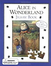 Alice in Wonderland Jigsaw Book de Lewis…