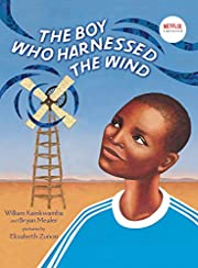 The Boy Who Harnessed the Wind: Picture Book…