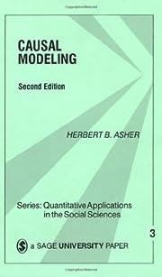 Causal Modeling (Quantitative Applications…