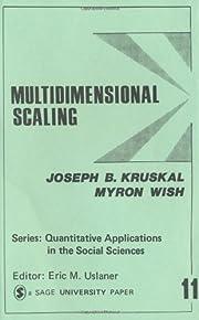 Multidimensional Scaling (Quantitative…