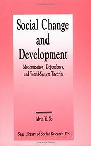 Social Change and Development:…