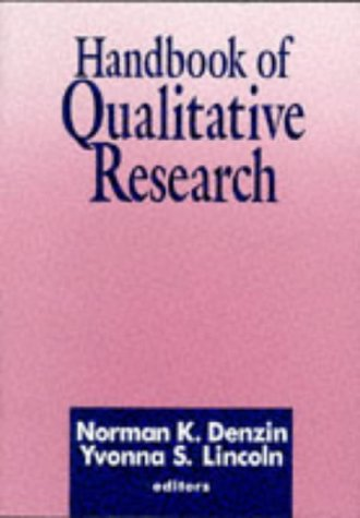 Image for Handbook of Qualitative Research