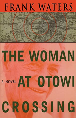 Image for The Woman At Otowi Crossing