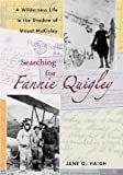 Searching for Fannie Quigley