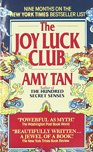 Discuss mother-daughter relationships in Amy Tan's The Joy Luck Club.