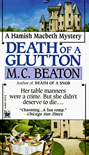 Death of a Glutton (Hamish Macbeth…