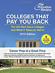 Colleges That Pay You Back: The 200 Best…