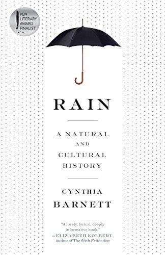 Rain: A Natural and Cultural History - Cynthia Barnett
