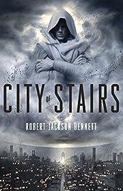 City of stairs : a novel de Robert Jackson…